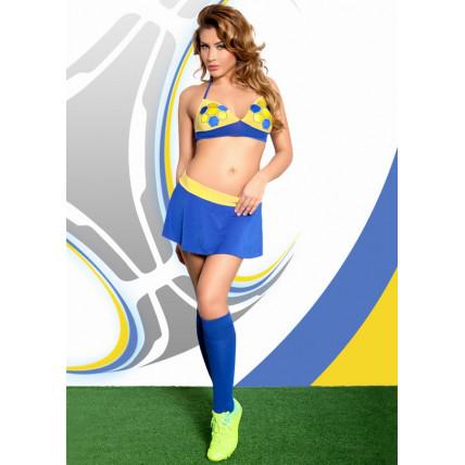 Рольової костюм - Ola, жовто-синій