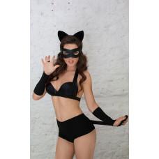 Рольової костюм - Catwoman, чорний