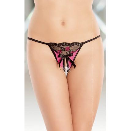 Жіночі стринги - String 2350, рожеві