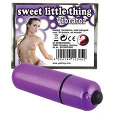 Кліторальний стимулятор - Sweet Little Thing Vibrator