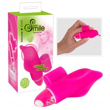 Кліторальний стимулятор - Sweet Smile Little Dolphin