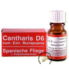Краплі - Cantharis D6, 10 мл