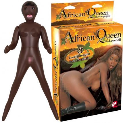 Секс лялька - African Queen Love Doll