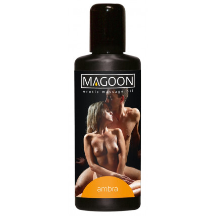 Масажна олійка - Magoon Ambra, 100 мл