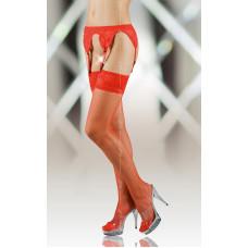 Панчохи - Stockings 5522, red