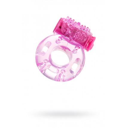 Ерекційне кільце Erotist, TPE, рожеве, ø 1,7 см