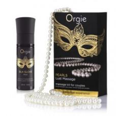 Масажний гель - ORGIE Pearls Lust Massage, 30 мл