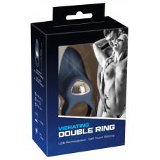 Ерекційне кільце - Vibrating double ring