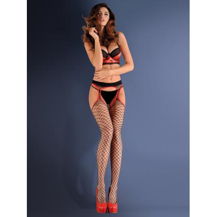 Колготки - Strip Panty 153, black