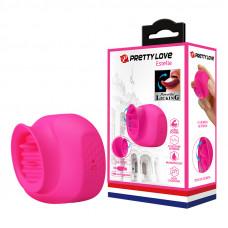 Вібратор - Pretty Love Estelle Licking Vibrator Pink