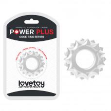 Ерекційне кільце - Power Plus Cockring Clear