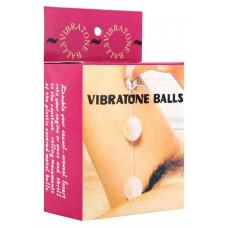 Вагінальні кульки - Vibratone Balls, слонова кістка