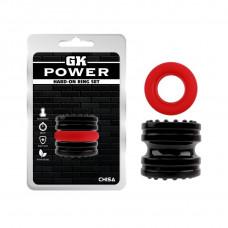 Ерекційні кільця - GK Power Hard-On Ring Set