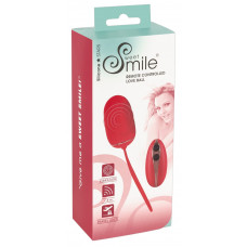 Віброяйце - Sweet Smile Remote Controlled Love Ball