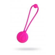 Вагінальні кульки L'Eroina By Toyfa Blush, силікон, білий, ø 3,1 см, 65 г