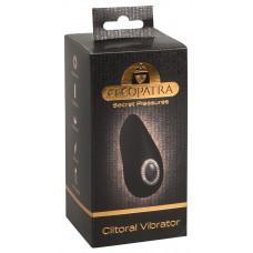 Вібратор - Cleopatra Clitoral Vibrator Black