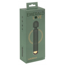 Вібромасажер - Emerald Love Luxurious Wand Massager