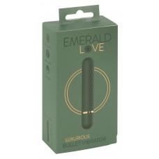 Вібратор - Emerald Love Luxurious Bullet Vibrator