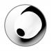 Стимулятор G-точки - Joystick Flick-Flac, pink / white