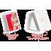 Еротичний комплект - 810-SEG-2 Obsessive, білий